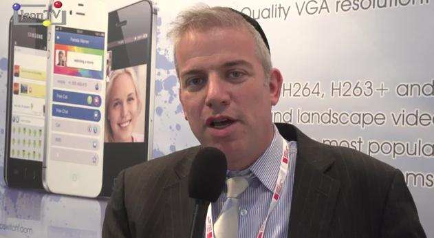 Mobile World Congress 2013, Alexander Ellinson, Chairman and President, VoipSwitch (Video in English)