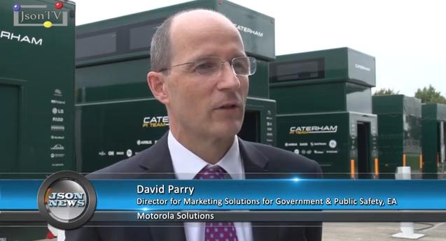 Future of Police Communications - David Parry - Motorola Solutions (Engl)