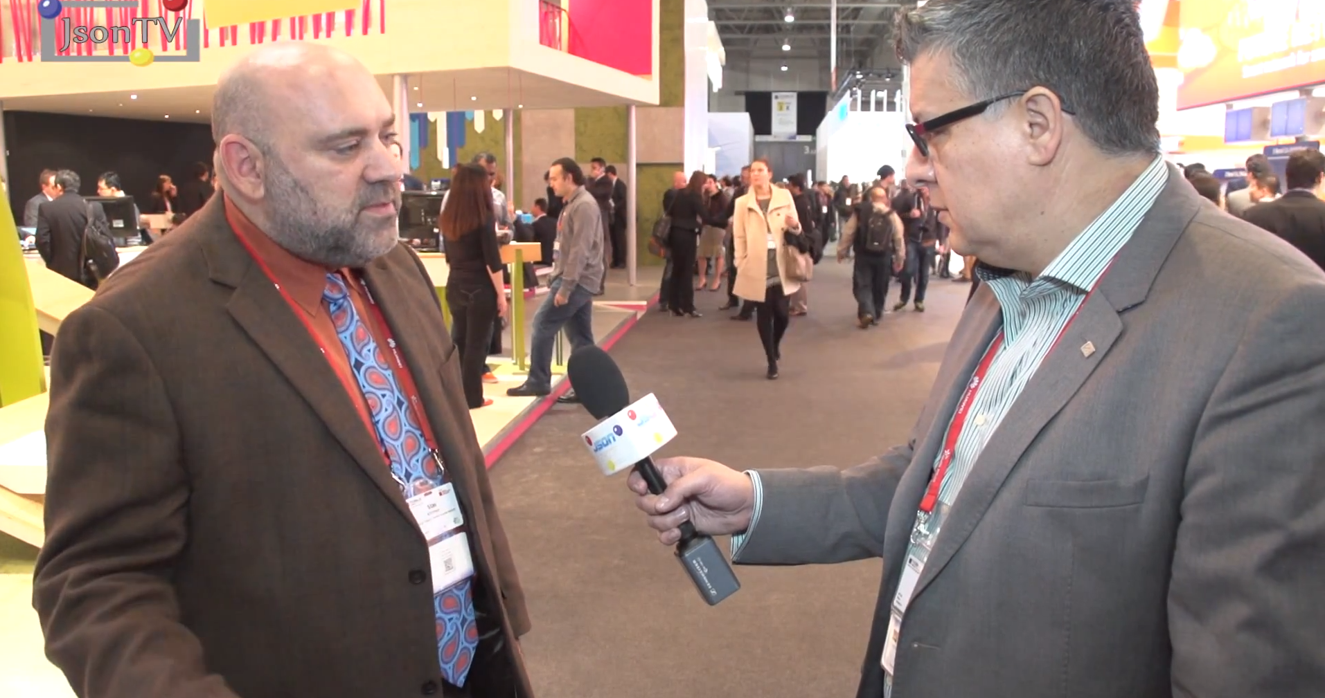 Mobile World Congress 2014, Stas Khirman, Deutsche Telekom. Облачные сервисы для SMB
