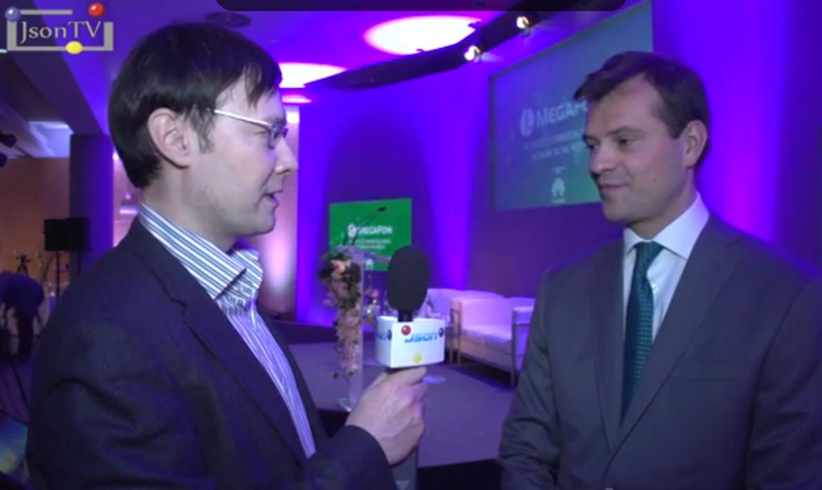 Mobile World Congress 2014, Michail Dubin, MegaFon. После запуска LTE-Advanced 300 Мбит/с