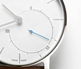Withings Activite — фитнес-трекер в швейцарских часах