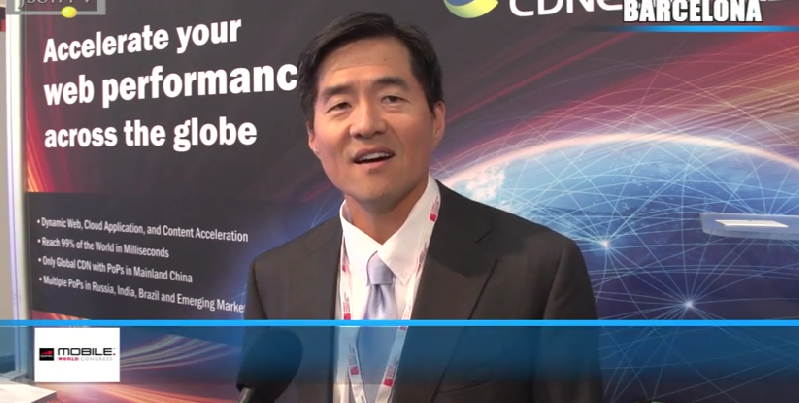 Mobile World Congress 2013 - CDNetworks - John J. Kang, Vice PresidentMobile