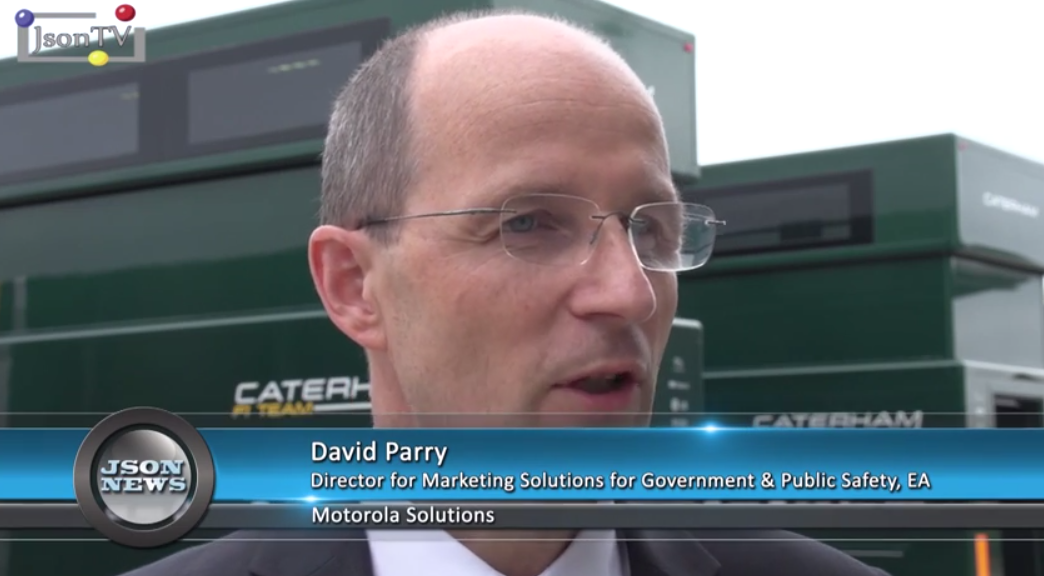 Future of Police Communications - David Parry - Motorola Solutions