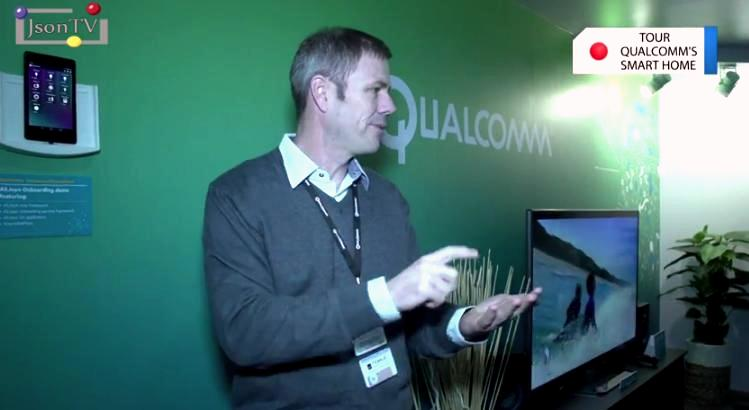 MWC 2014, Qualcomm view on Smart Home (Part 1)