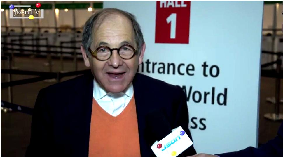 MWC 2014, Ralf Simon: Why do I love Russia?
