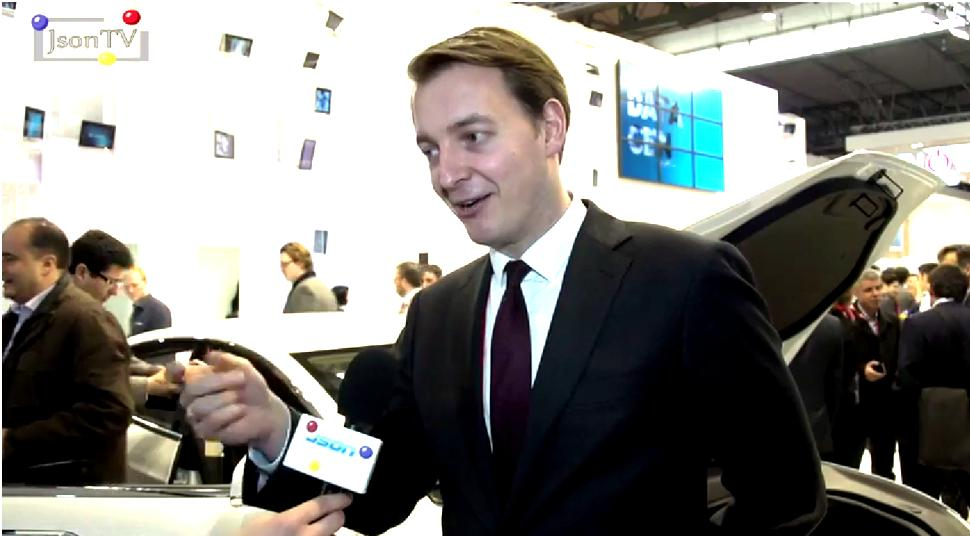 MWC 2014, Andrius Biceika, Mobassurance: Mobile insurance service: where and how it works?