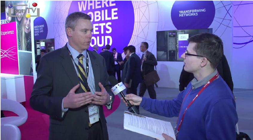 MWC 2014, Glenn Booth: Alcatel-Lucent's key areas of business growth