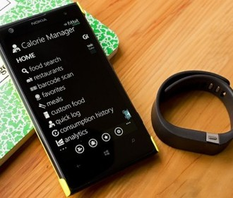 Fitbit пришел на Windows Phone 8.1