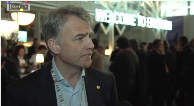 MWC 2014, Lars Tofft, Vice President, Region Northern Europe & Central Asia, Ericsson