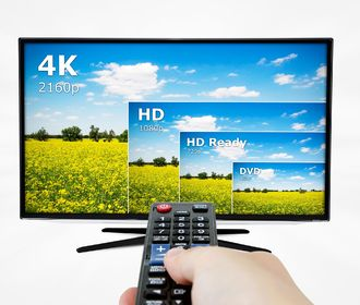 Over 800 UHD-channels will appear in the world by 2025