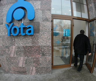 """Yota"", a Russian virtual operator, will now sell its contracts thru the own POS chain"