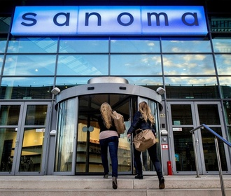 FINLAND COMPANY SANOMA, CO-OWNER VEDOMOSTI IS EXPECTING REVENUE DECREASE IN RUSSIA IN THE COMING 3 YEARS.