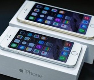 iPhone 6 Plus популярнее iPhone 6