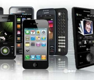 GLOBAL SALES OF MOBILE PHONES WILL REACH 2,3 MLN.PCS. BY 2018