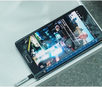Samsung Galaxy Note Edge: обзор