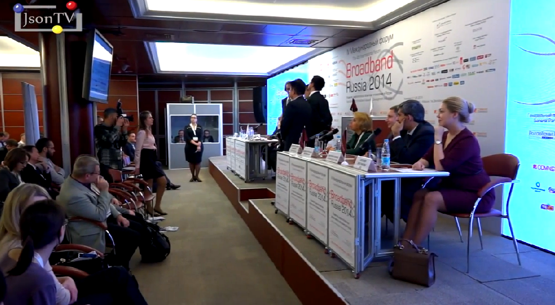Итоги Broadband Russia Forum 2014