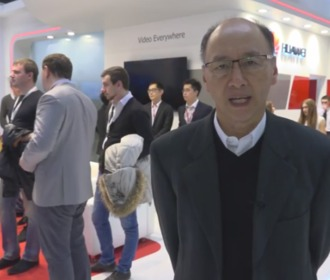 CSTB 2015: Ted Hsiung. Huawei presents new solutions and business models for video services at 4K Ultra HD in Russia