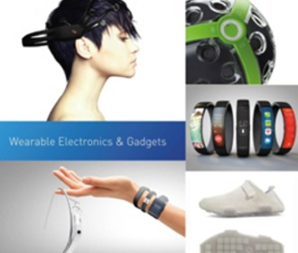Wearable Electronics and Gadgets INdustrial GEEKMeetUp