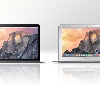 MacBook против MacBook Air (2015)