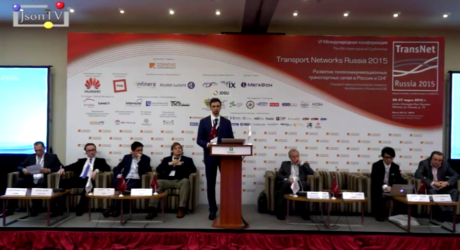 Transport Networks Russia 2015