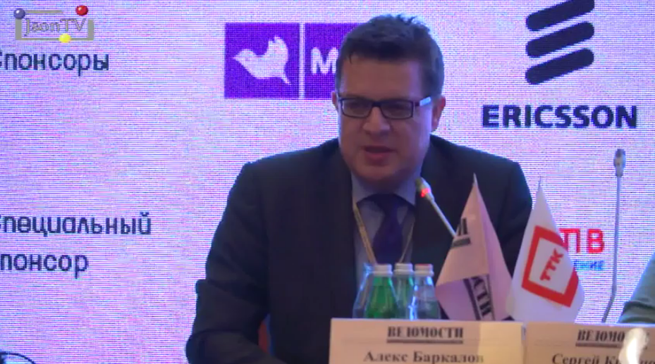 Vedomosti. Telecom-2015: Alex Barkaloff, J'son & Partners Consulting: China as an example of OTT
