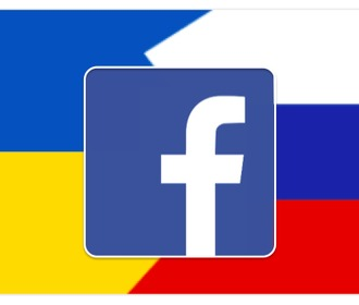 "Are Facebook moderators ""pro-Russian?"" Ukrainian president and Facebook founder involved in online controversy"