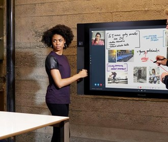 Microsoft Surface Hub стоит от $6999 до $19 999