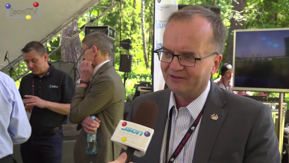 Startup Village 2015, Pekka Soini, Tekes: Finland is very comfortable for Russian startups