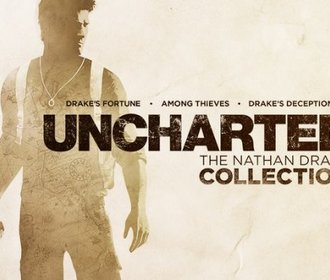 Uncharted: The Nathan Drake Collection выйдет на PS4