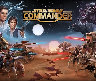 Вышло большое дополнение для Star Wars Commander