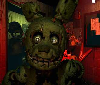 Five Nights at Freddy's 4 уже доступен в Steam