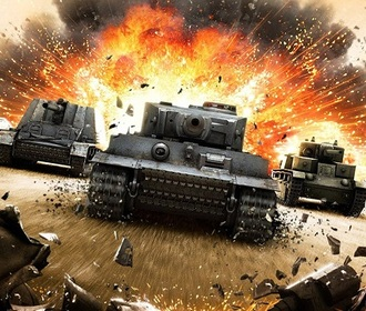 World of Tanks стартовала на Xbox One