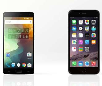 OnePlus 2 против iPhone 6 Plus