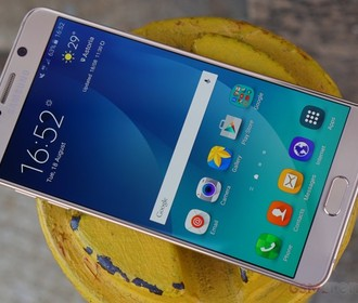 Samsung Galaxy Note 5: обзор