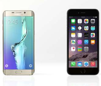 Samsung Galaxy S6 edge+ против iPhone 6 Plus: бренды или передовики?