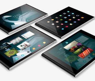 Планшет Jolla с ОС Sailfish начал поставки