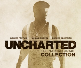 Uncharted: The Nathan Drake Collection занимает больше места, чем GTA 5