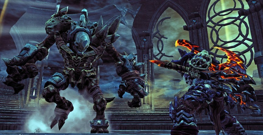Darksiders II - Deathinitive Edition (2015) PC - Скриншот 3