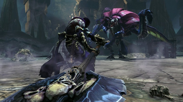 Darksiders II - Deathinitive Edition (2015) PC - Скриншот 1