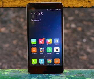 Xiaomi Redmi Note 2: обзор