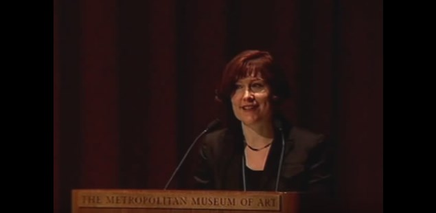 Rebecca McGinnis, The Metropolitan Museum of Art – Usage of mobile devices is a future for museums