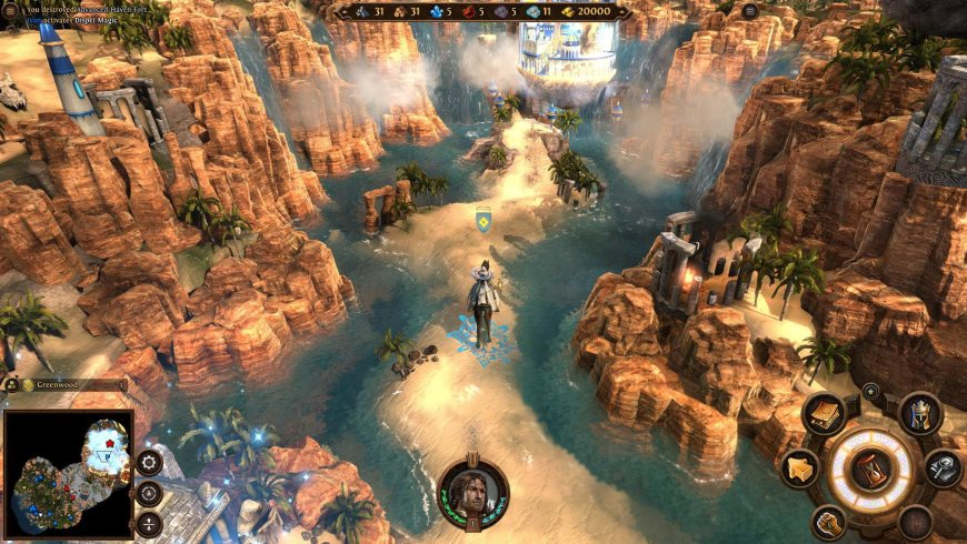 Might & Magic Heroes 2