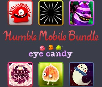 Новый Humble Mobile Bundle для Android