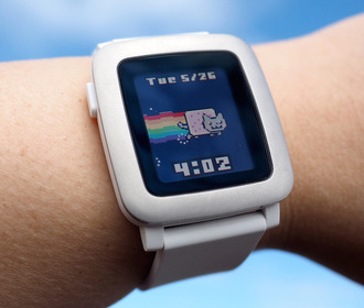 Умные часы Pebble Time получили голосовое управление