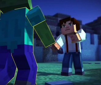 Telltale в кубе. Обзор Minecraft: Story Mode Episode 1: The Order of the Stone