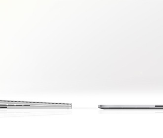 Microsoft Surface Book против 2015 Retina MacBook Pro