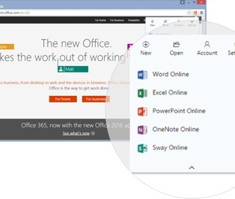 Microsoft интегрирует Skype в Office Online