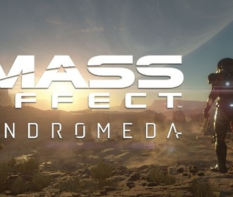 Новый тизер Mass Effect: Andromeda