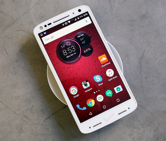 Droid Turbo 2: обзор