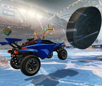 Дополнение Winter Games для Rocket League выйдет в декабре